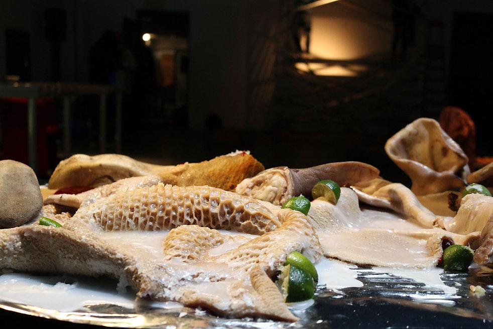 food design installation edible design culinaire