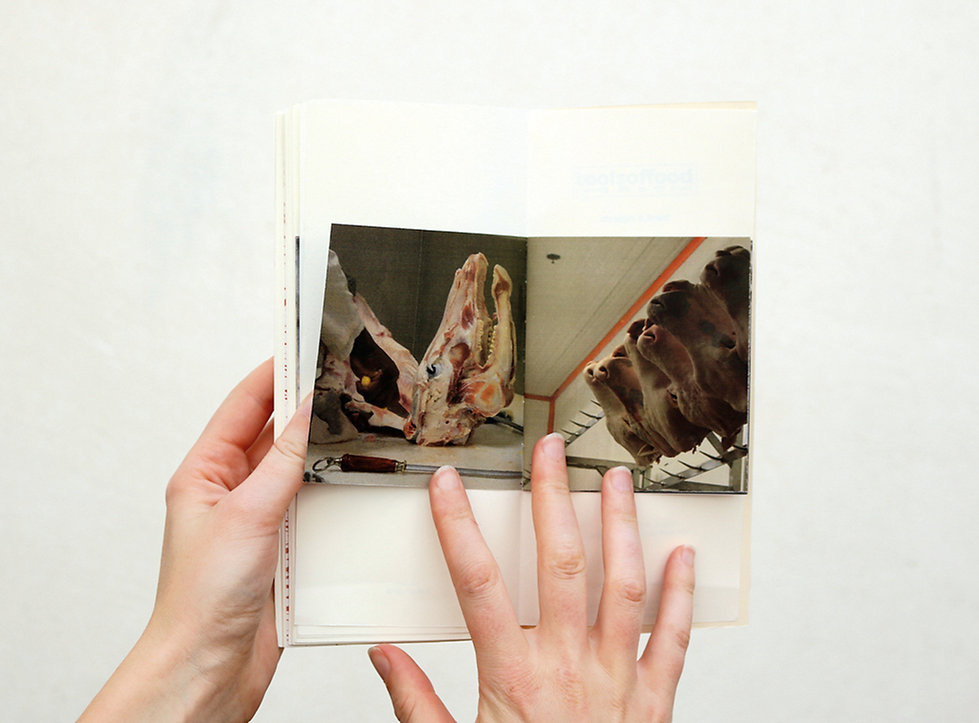 food design culinaire book meat viande