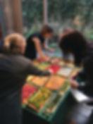 food, design, culinaire, couleurs, buffet, architecte, jardin, potager, comestible, personnalisé, toolsoffood