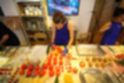 food, design, culinaire, couleurs, buffet, photographie , cuisine, art , comestible, personnalisé, toolsoffood, royal, gazpacho, rey , lear, king, elhijotonto, teatro, praha, quadriennal