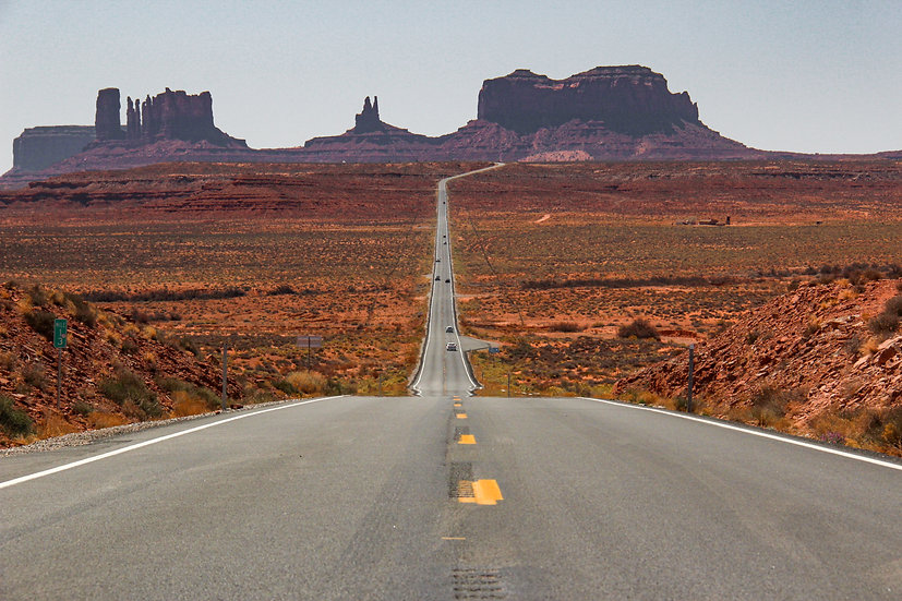 Highway 163, Monument Valley