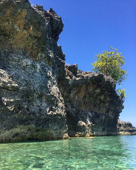Moyo Island Cliffs