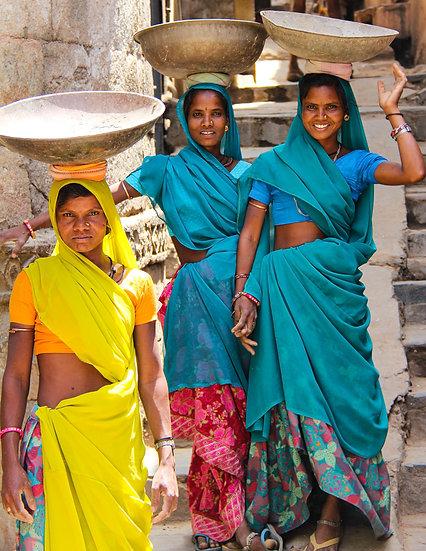 Three Friends, Rajasthan