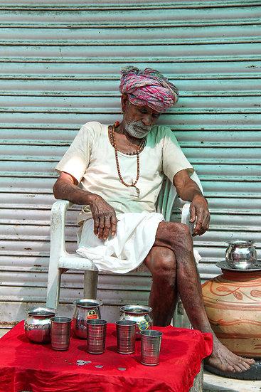 Drinks Seller, New Delhi