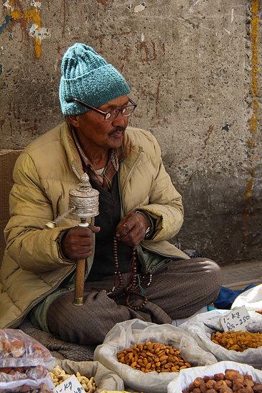 Street Vendor, Leh