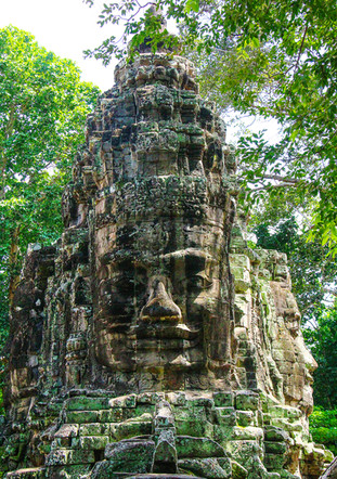 Angkor Thom, Cambodia, 2018.jpg