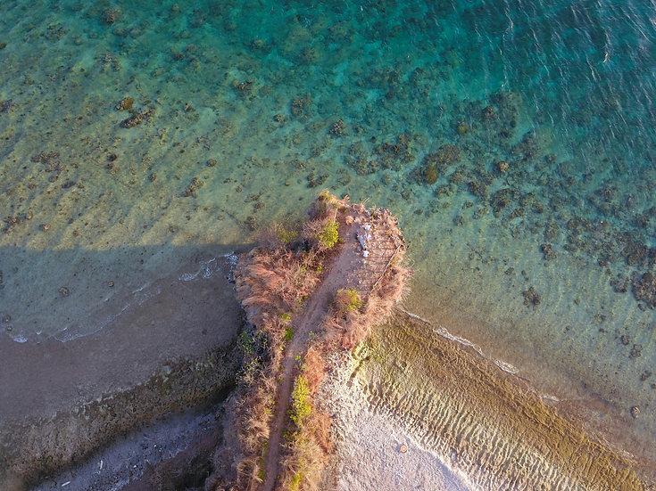 Crocodile Head, Moyo Island