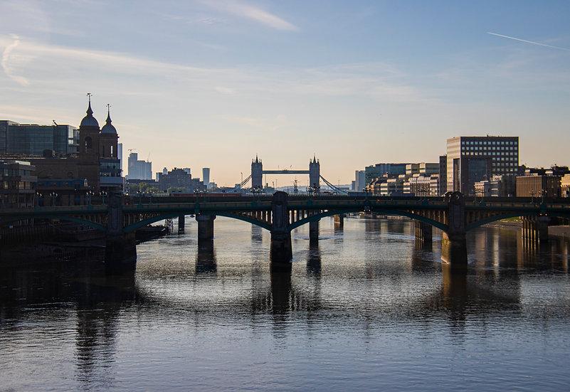 Bridges on the Thames