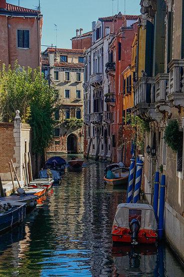 Rio di San Stin, Venice