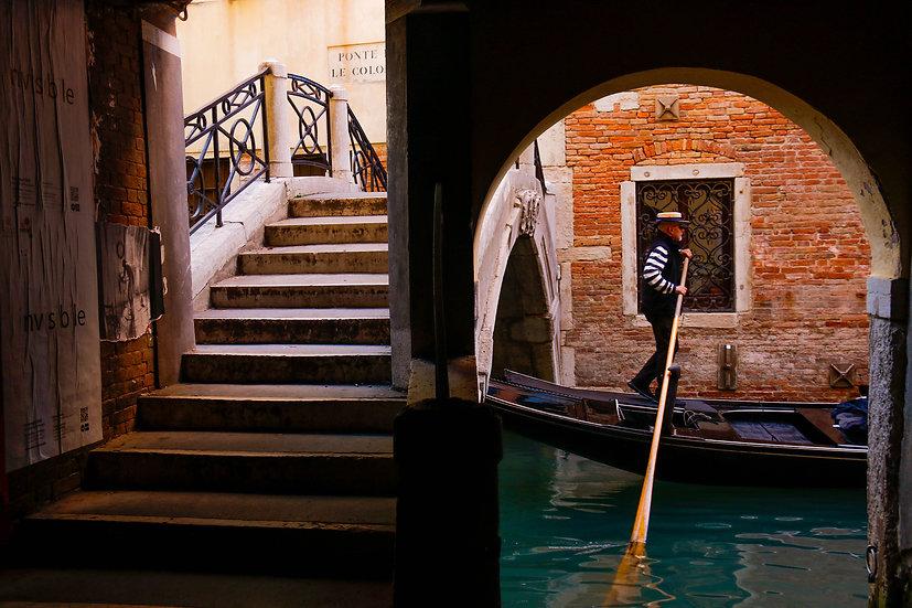 Ponte de le Colone, Venice