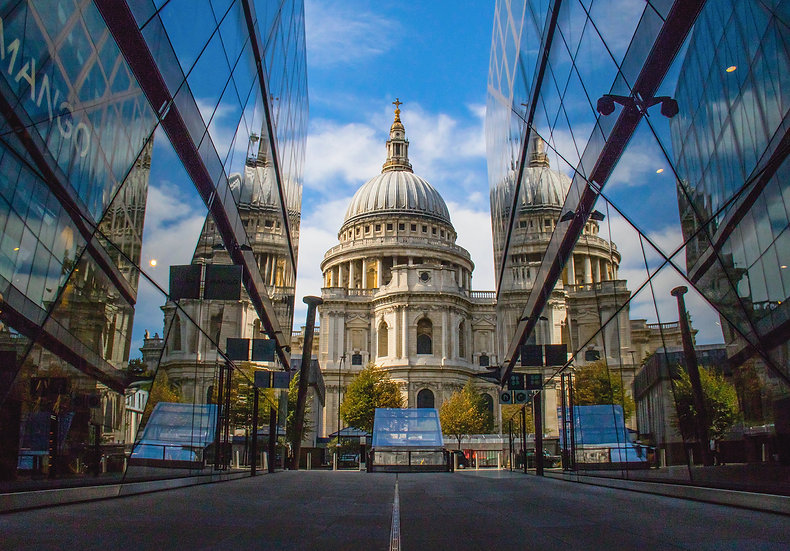 Saint Paul's Cathedral, London