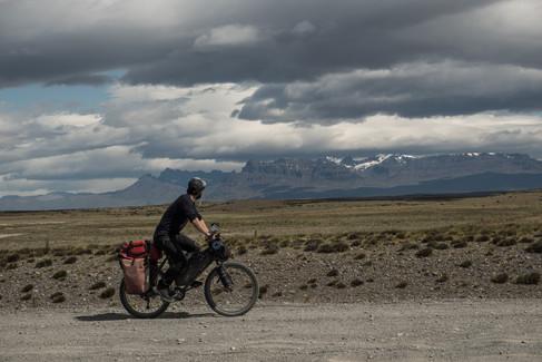 Cycling the Pampa
