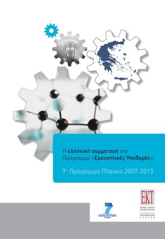 """Η ελληνική συμμετοχή στο Πρόγραμμα """"Ερευνητικές Υποδομές"""", 7ο Πρόγραμμα Πλαίσιο 2007 – 2013"""