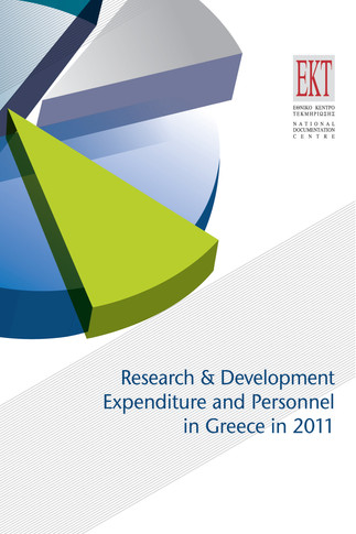 Research & Development Expenditure and Personnel in Greece in 2011