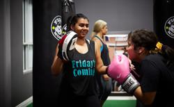 Women's Thai Boxing