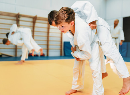 Get Them Involved! 10 Great Benefits of Martial Arts for Children