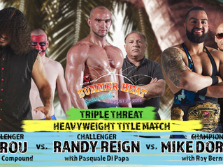 TITLE MATCH TO HEADLINE SUMMER HEAT