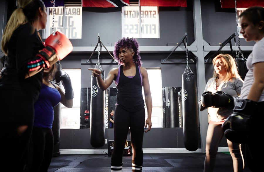 Women's Boxing Mississauga