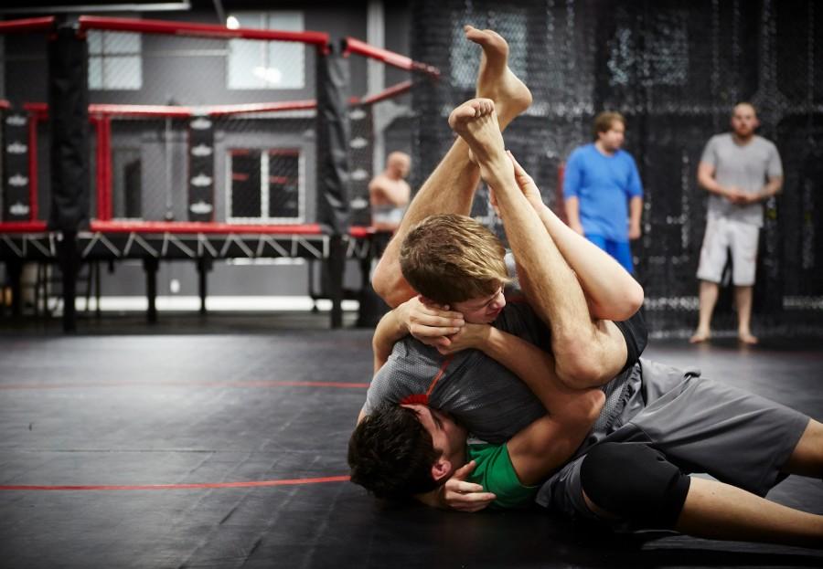 Amateur Wrestling Mississauga