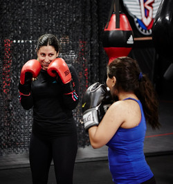 Women's Boxing Mississauga