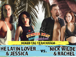 A LOVER'S SPAT - MIXED TAG SET FOR SUMMER HEAT