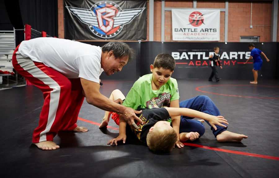 Kids MMA Programs Mississauga