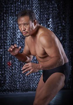 yuki-ishikawa-wrestling-pose