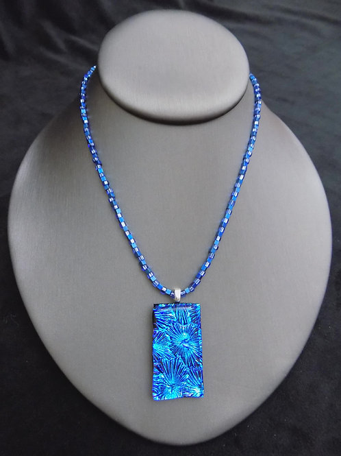 Crystalize Fused Glass Necklace