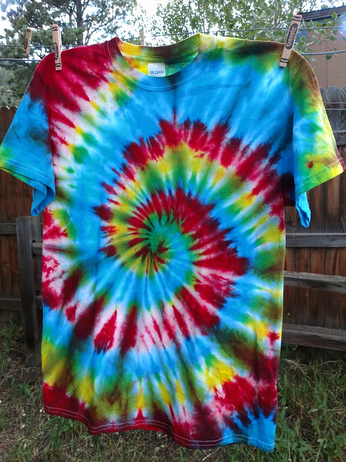 Tie-Dye T-Shirt - Medium