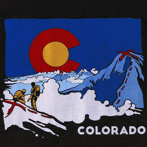 Colorado Skiiers T-shirt