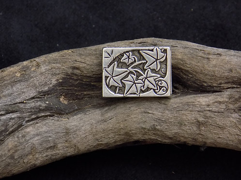 Ivy Silver Bead