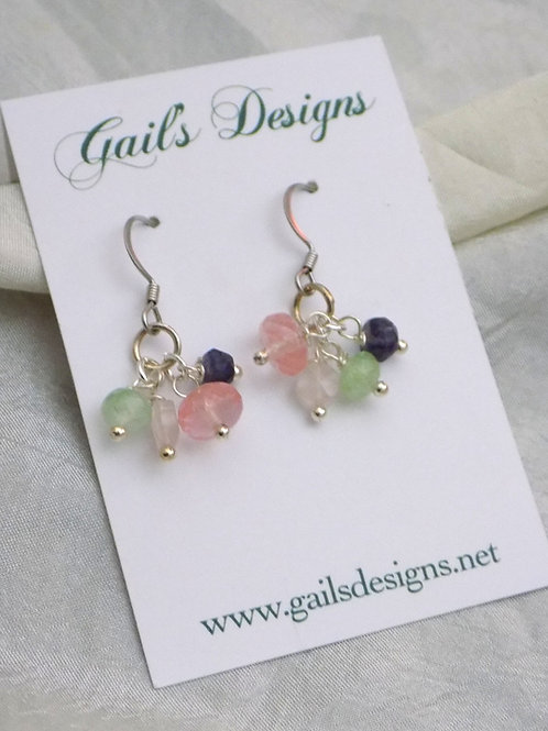 Spring Dew Drop Earrings