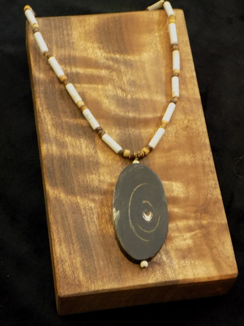 Ancient Bone Necklace
