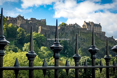 Edinburgh Castle III