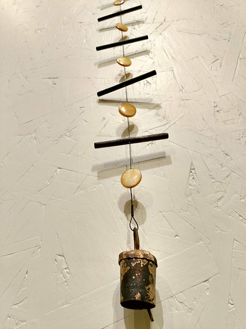 Circle Shell Wind Chime