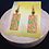 Thumbnail: Copper Stamped Green Patina Earrings