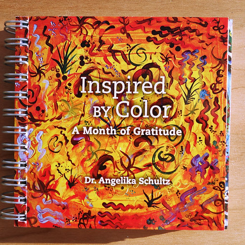 Mini Journal: Inspired By Color