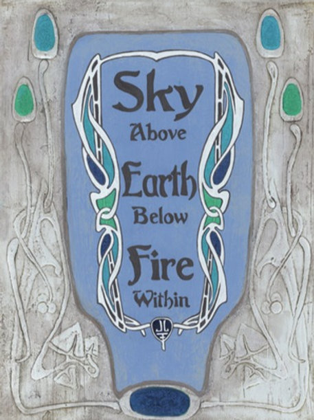 Sky Above, Earth Below, Fire Within