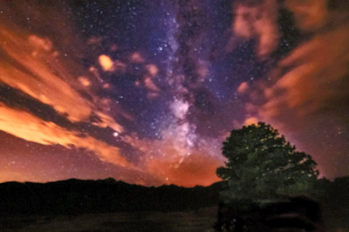 Milkyway at Moraine Park