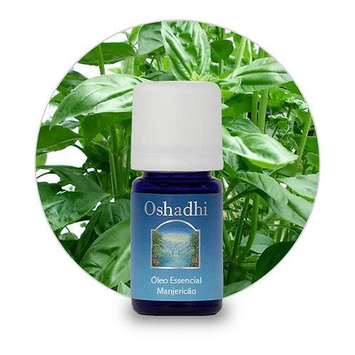 oleo essencial Manjericão Metil Chavicol 5 ml oshadhi