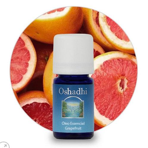 oleo essencial Grapefruit 5ml oshadhi