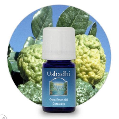 oleo essencial Combava (Lima Kaffir) 5ml oshadhi