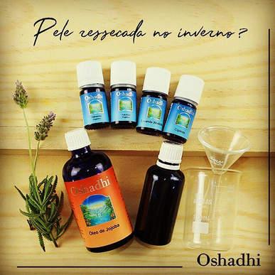 Oshadhi Aromaterapia