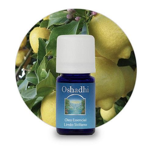 oleo essencial Limão Siciliano oshadhi