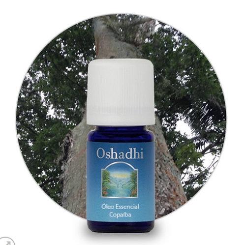 oleo essencial Copaíba bálsamo 5ml oshadhi