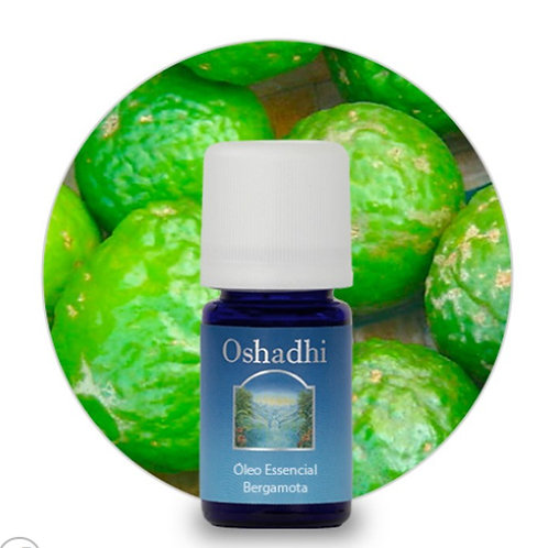 oleo essencial Bergamota LFC 5ml Oshadhi