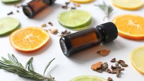 Como utilizar óleos essenciais na gastronomia.