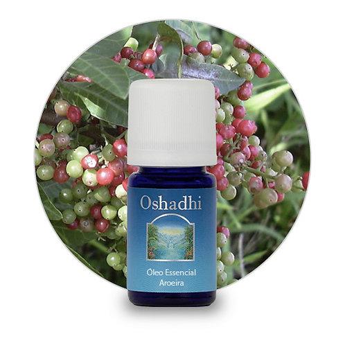 oleo essencial Pimenta Rosa (Aroeira) 5 ml oshadhi