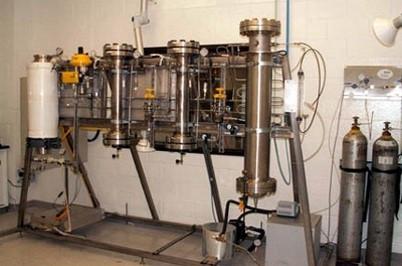 Equipamento para extração supercrítica CO2