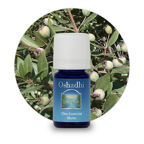 oleo essencial Murta (qt. Cineol) 5 ml oshadhi